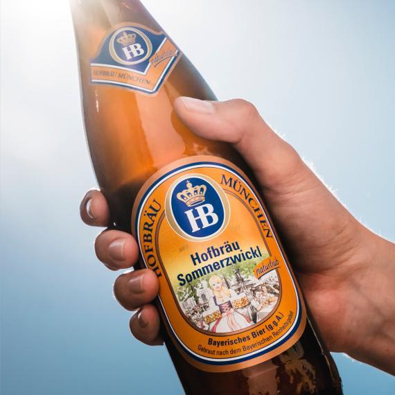 Hofbräu Sommerzwickl